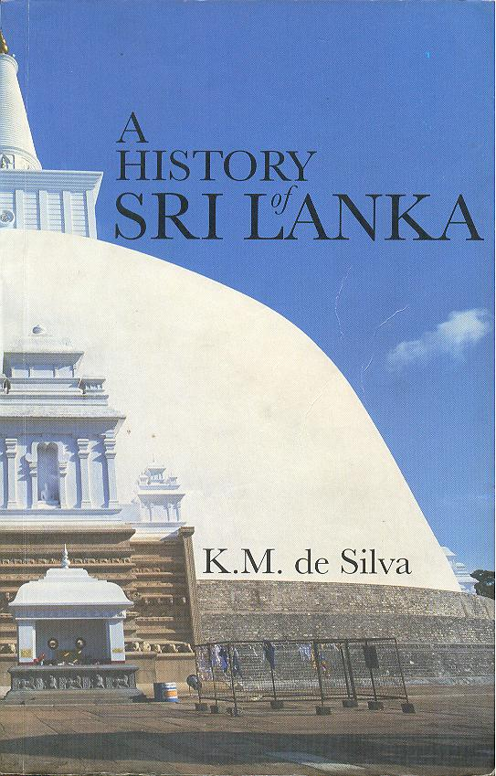 A History of Sri Lanka Image