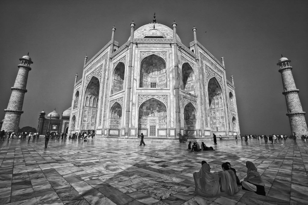 Asis Kr - TAJ from a different perspective