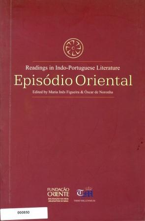 Readings in Indo- Portuguese Literature Image