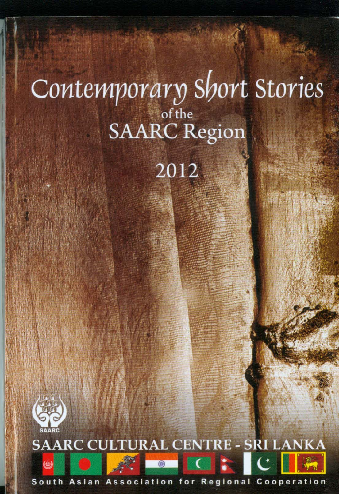 Contemporary Short Stories of the SAARC Region 2012 Image