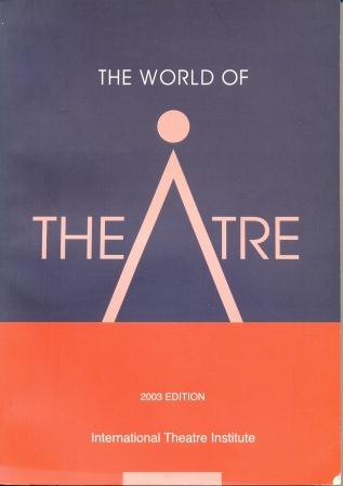 The World of Theatre 2003 Edition Image