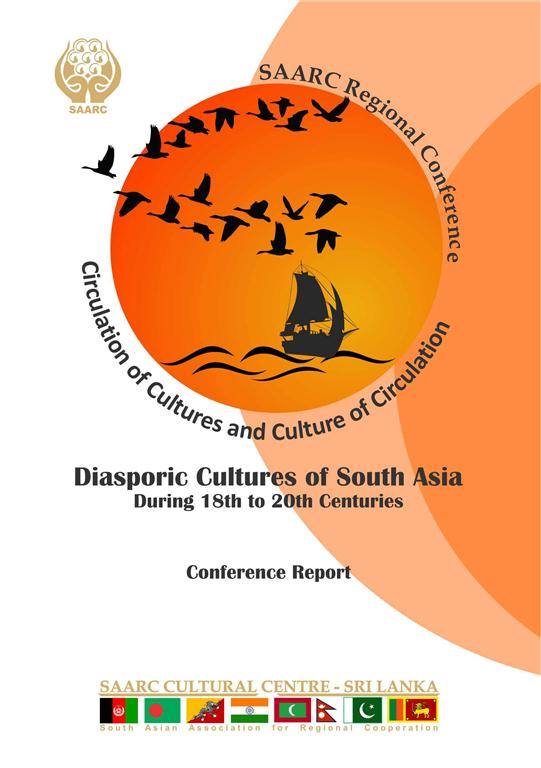 Diasporic Cultures of South Asia During 18th to 20th Centuries Image