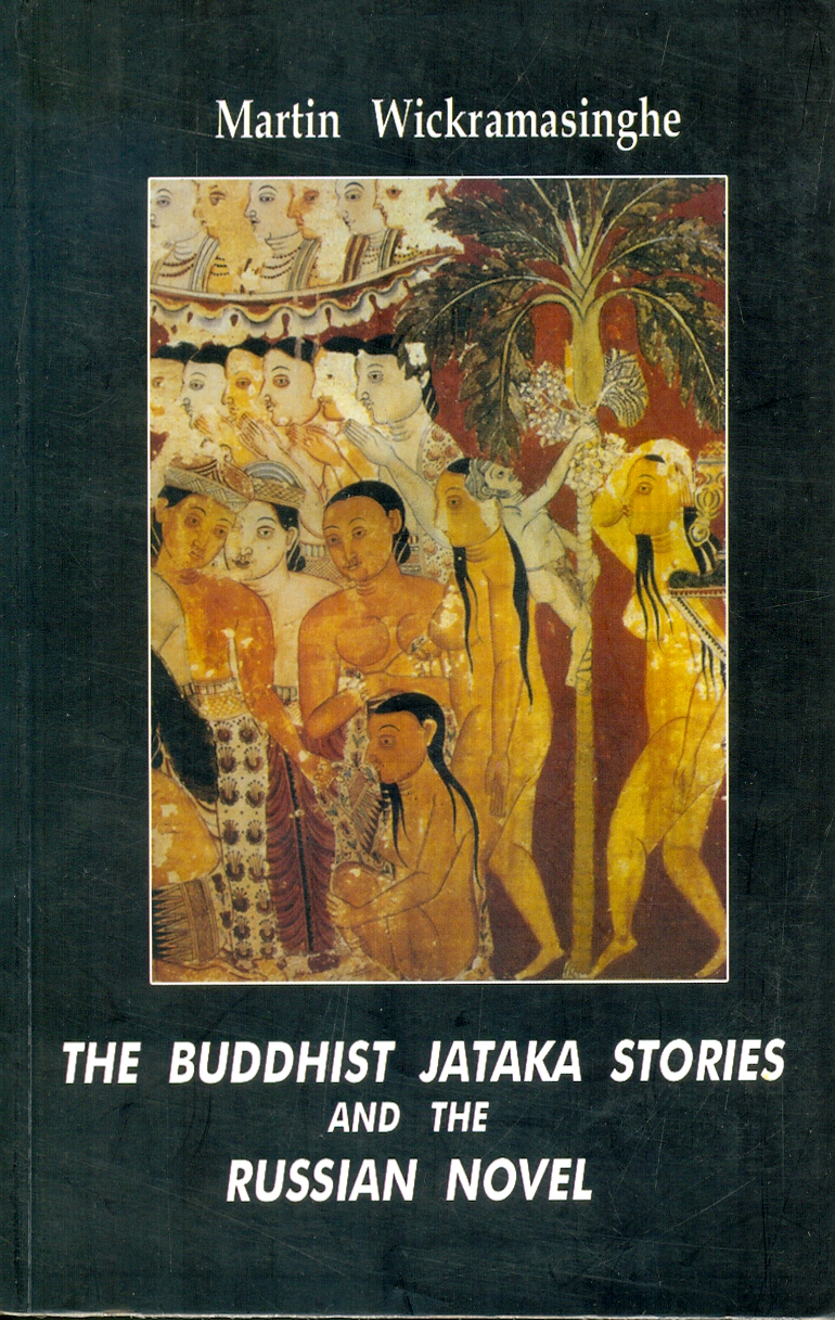 The Buddhist Jataka Stories and the Russian Novel Image