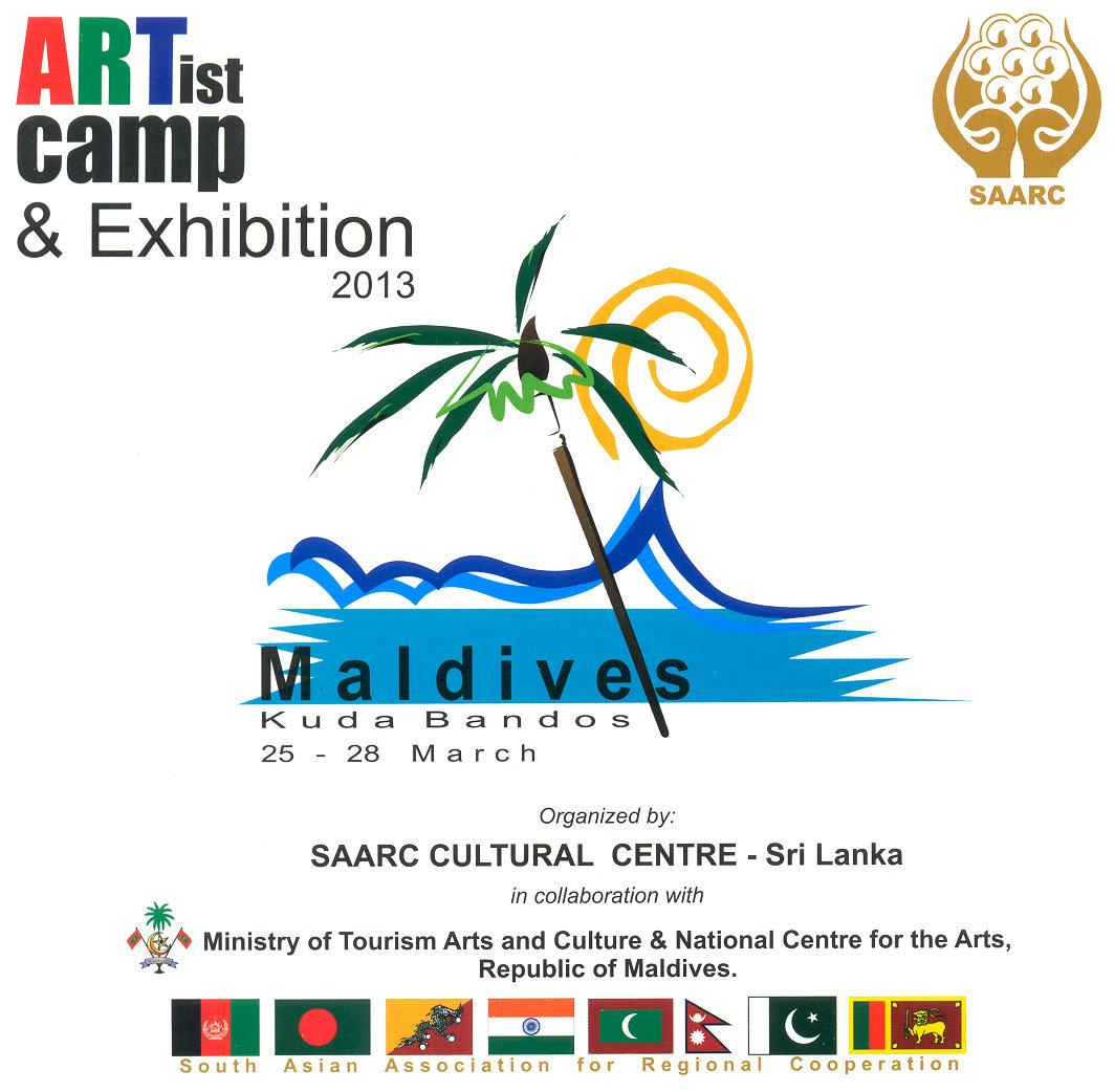 Artist Camp & Exhibition - 2013 Image