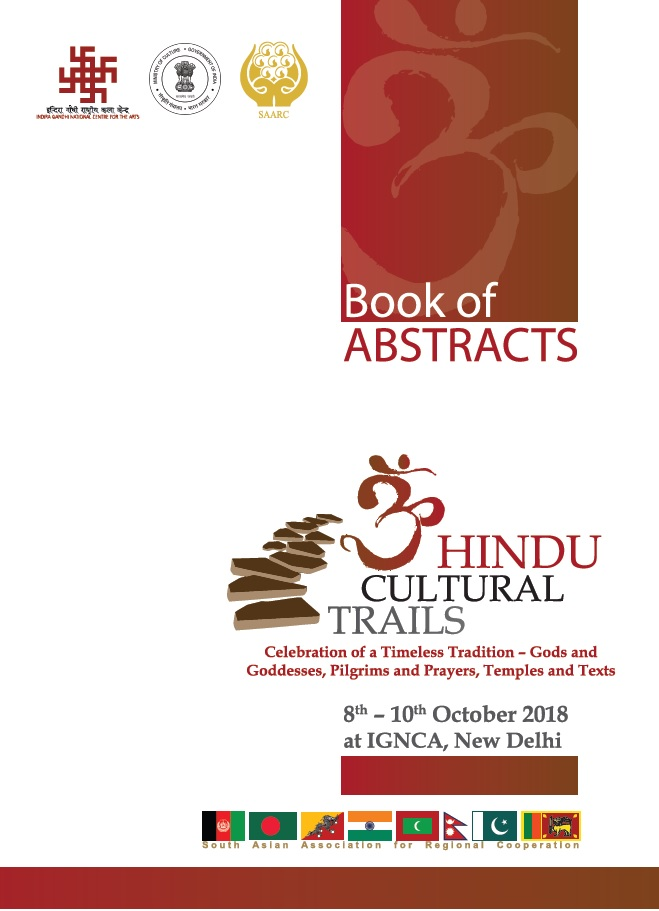 Hindu Cultural Trails: Celebration of a Timeless Tradition – Gods and Goddesses, Pilgrims and Prayers, Temples and Texts Image